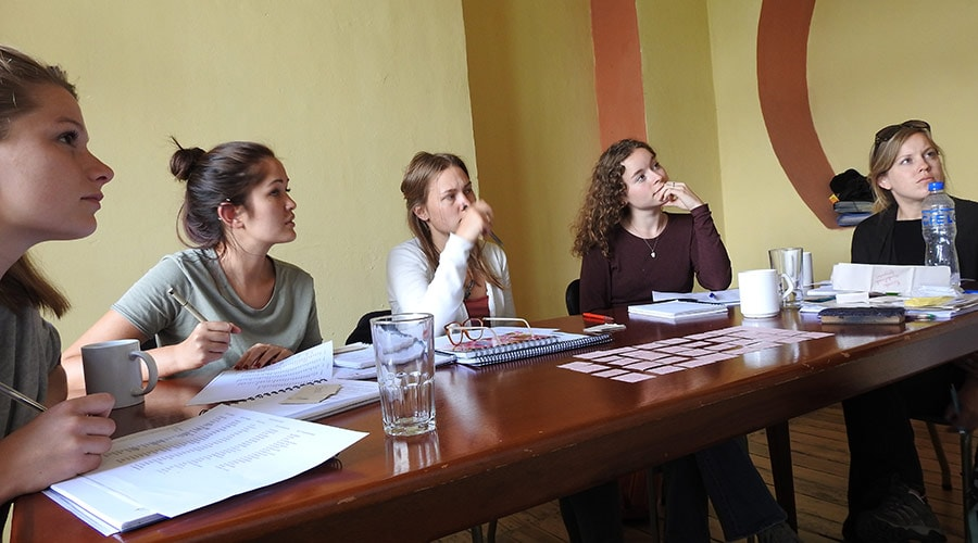 University Groups Courses
