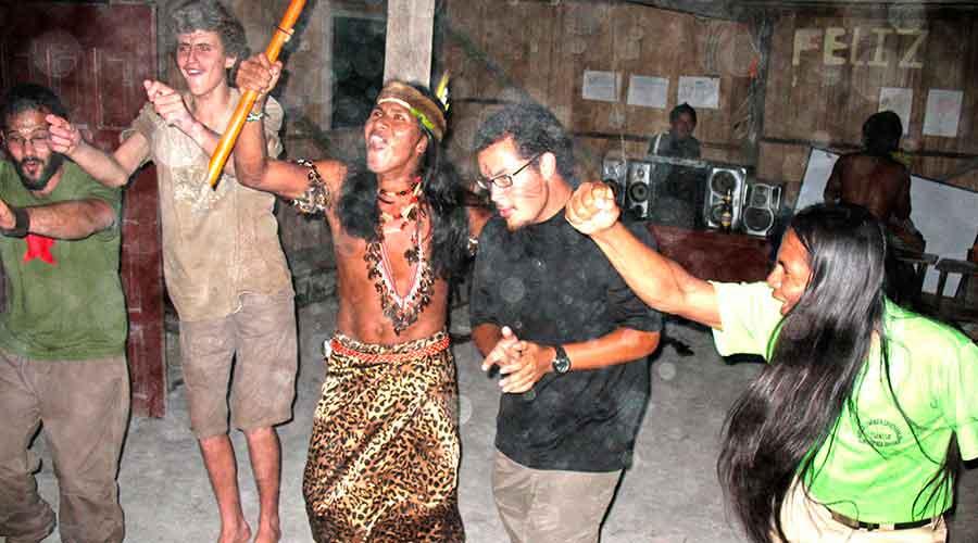 Shuar Celebrations