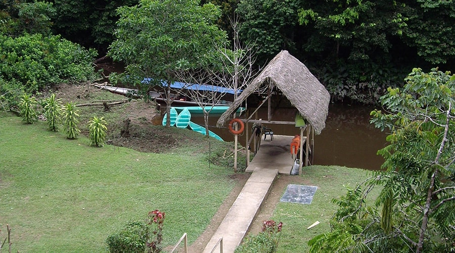 Our Spanish Institute in The Amazon Jungle