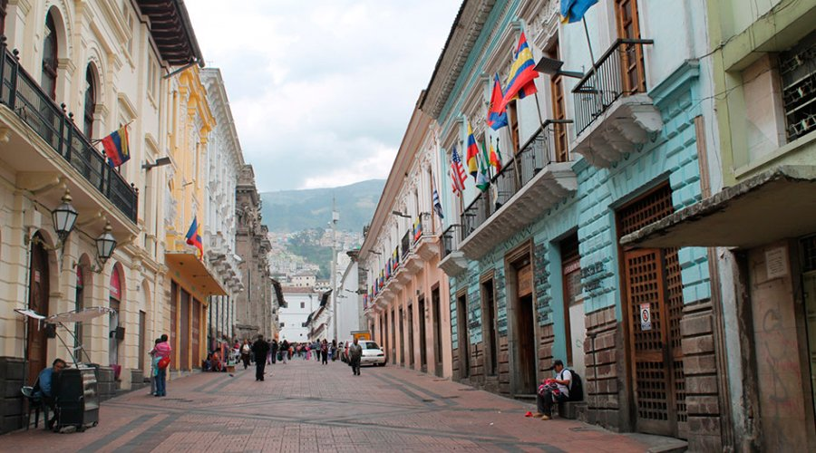 Quito Leading Destination