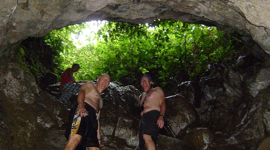 Jumandi Caves