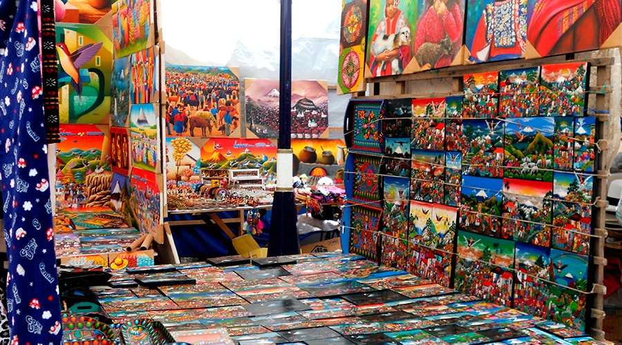Otavalo Indigenous Town
